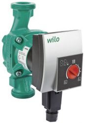 WILO Yonos PICO 25/1-6 Nedvestengelyű fűtési keringető szivattyú, energiatakarékos / 4164032 / új cikkszám 4215515