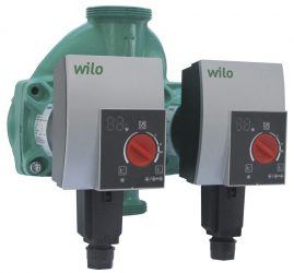 WILO Yonos PICO-D 30/1-6 Nedvestengelyű fűtési keringető szivattyú / 4198299