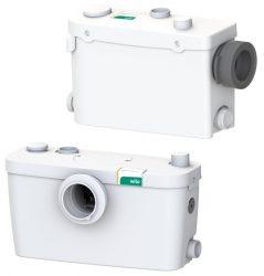 WILO HiSewlift 3-35 szivattyú wc mögé építhető, darálós szennyvíz / szennyezettvíz átemelő szivattyú, a KH utódtípusa, 4191677