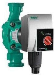 WILO Yonos Pico 25/1-8 fűtési keringető szivattyú, energiatakarékos, nedvestengelyű / 4215517