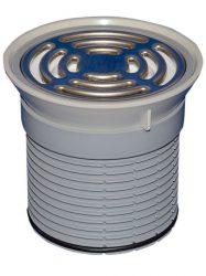 HL38P Rácstartó PVC befogásához