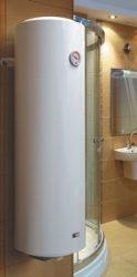 RADECO / KOSPEL OSV 40 Literes Slim, keskeny elektromos bojler (átmérő: 36cm),  2000W-os, 230V