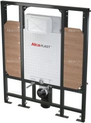 AlcaPLAST  A101/1300H Sádromodul - falba építhető / beépíthető / falsík alatti / befalazható WC tartály
