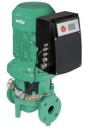 WILO CronoLine IL-E 50/180-7,5/2 Elektronikusan szabályzott száraztengelyű egyes-szivattyú inline kivitelben / 2115541