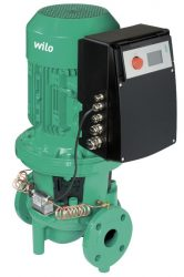 WILO CronoLine IL-E 100/220-5,5/4 R1 Elektronikusan szabályzott száraztengelyű egyes-szivattyú inline kivitelben / 2115560