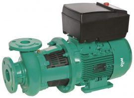 WILO CronoBloc BL-E 65/120-4/2-R1 Elektronikusan szabályzott száraztengelyű egyes-szivattyú, blokk kivitelben / 2126136
