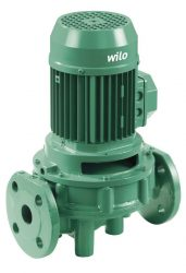 WILO VeroLine IPL 80/125-0,75/4 Csavarzatos vagy karimás csatlakozású, inline kivitelű száraztengelyű szivattyú / 2129207