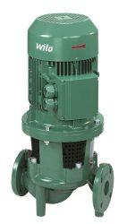 WILO CronoLine IL 50/160-0,75/4 Karimás csatlakozású, inline kivitelű száraztengelyű szivattyú / 2088337