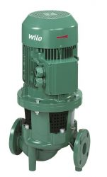 WILO CronoLine IL 100/160-2,2/4 Karimás csatlakozású, inline kivitelű száraztengelyű szivattyú / 2088416