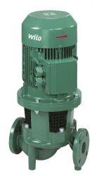 WILO CronoLine IL 100/190-30/2 Karimás csatlakozású, inline kivitelű száraztengelyű szivattyú / 2088403