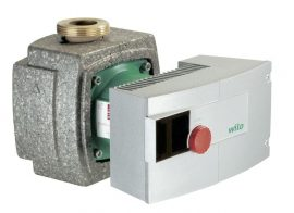 WILO Stratos-Z 30/1-12 PN16 Menetes vagy karimás csatlakozású nedvestengelyű keringetőszivattyú / 2063403