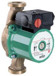 WILO Star-Z 25/2 EM Nedvestengelyű keringető szivattyú menetes csatlakozással / 4029062