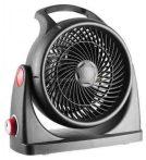 Heller HL804 ventilátoros hősugárzó, 2 fűtési fokozat, 2000 W-os szuper csendes, falra is szerelhető