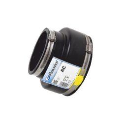 Flexseal AC 1603 Gumimandzsetta / gumiösszekötő / PVC - Eternit cső átalakító gumi szűkítő DN 136/160 / XAC 160/136