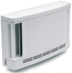 AERECO EFT-026 fali légbevezető gázkészülékhez falátvezetés, 35m3/h, fehér