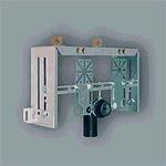 Sanit 980 beépíthető / falba építhető szerelőelem bidéhez / bidé keret