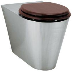 TEKA WC002 kúp alakú rozsdamentes álló wc 70.002.02.00 / 700020200