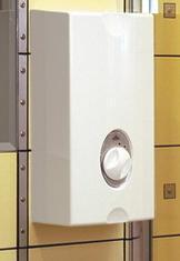 RADECO / KOSPEL EPV 9 LUXUS 9 kW-os átfolyós rendszerű elektromos vízmelegítő