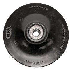 EXTOL CRAFT gumitányér lágy, sarokcsiszolóhoz 115mm / 84231 / (MB)