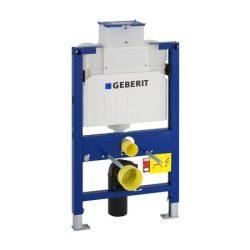 Geberit Alacsony (82cm) Duofix WC szerelőelem fali WC részére Kappa (UP200) öblítőtartállyal / 111.240.00.1 / 111240001