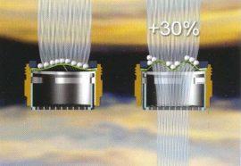 24x1 külső menetes víztakarékos + vízkőmentes króm perlátor csaptelephez 8 liter/perc (30%-os megtakarítás)