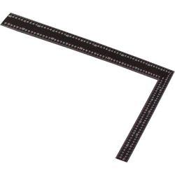 EXTOL CRAFT ács derékszög, 400×600mm, festett acél,  mm beosztás / 50400 / (MB)