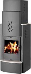 Radeco SONATA V SON légfűtéses acéllemez kályha kandalló