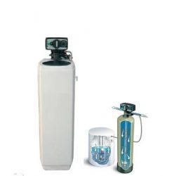 BWT, Egyoszlopos szakaszos üzemű automata vízlágyító/ Kabinetes kivitel - idő és mennyiségvezérelt, VAS 10 ECO/CH DIGI, Cikkszám: OEMA10