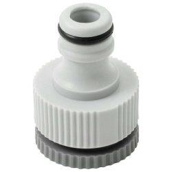 """EXTOL CRAFT locsoló kuplung csatlakozó, belsőmenetes, kicsavarható szűkítővel 3/4'' és 1/2"""",  / 70105 / (MB)"""