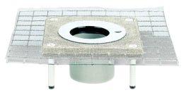 HL360 Magasító elem d 145mm CeraDrain Polymerbeton karimához