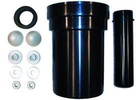 HL222/1 Csatlakozó készlet DN110 fali WC-hez