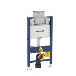 Duofix WC szerelőelem fali WC részére 98 cm, fentről/előlről működtethető / 111.030.00.1 / 111030001