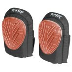 EXTOL PREMIUM térdvédő gumi, zselés, 2 db, tépőzáras pánt / 8856810 (MB)