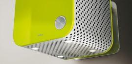 Elica 35CC ISLAND DYNAMIQUE design / designer páraelszívó, szagelszívó, zöld