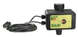 DAB Smart Press WG 1.5 nyomásvezérlő, szárazon futás elleni védelem, kábellel, cikkszám: 60113308