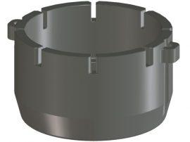 HL153 Hőszigetelés a HL3100T teraszlefolyó sorozathoz