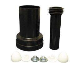HL222/90 Csatlakozó készlet fali WC-hez / 90-es