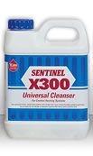 Sentinel X300 univerzális tisztító folyadék / adalék központi fûtéshez 1l