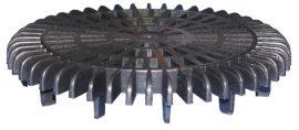 HL181 Lombfogórács balkon- és teraszlefolyókhoz a HL80, HL90, HL310NK, HL510NK sorozatokhoz.