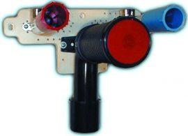 HL35 Mosdó kombináció (áll HL34, HL44, 2 db falikorong és 2 db HL42 -ből)