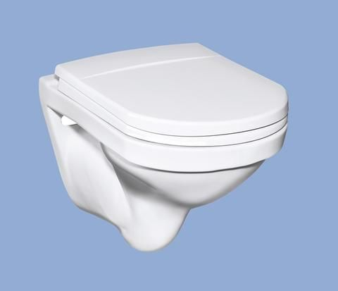 ALFÖLDI MIRON / 9M01 59 01 / 9M015901 Duroplast wc-ülőke, fém zsanérral