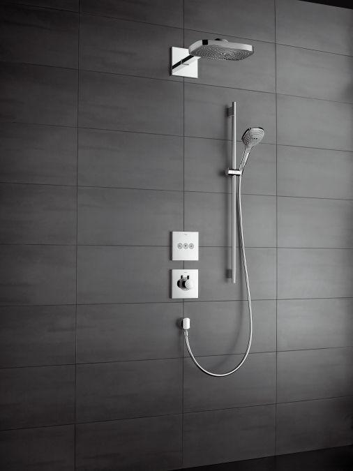 HansGrohe ShowerSelect Highflow termosztát falsík alatti szereléshez / 15760000 / 15760 000