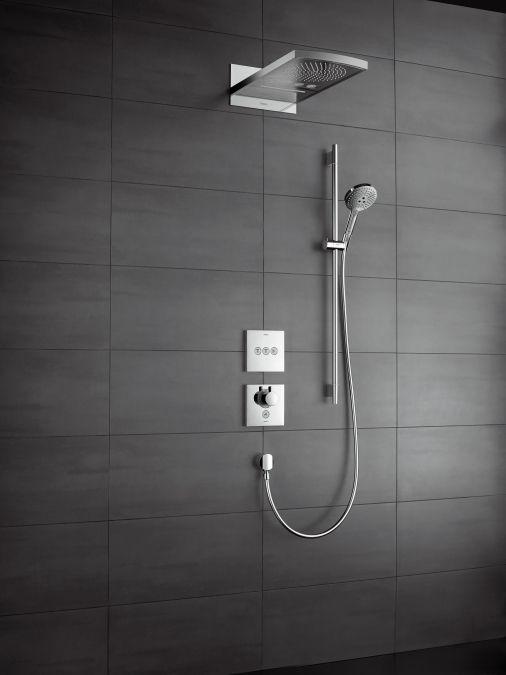 HansGrohe ShowerSelect termosztát 1+1 fogyasztóhoz falsík alatti szereléshez / 15761000 / 15761 000