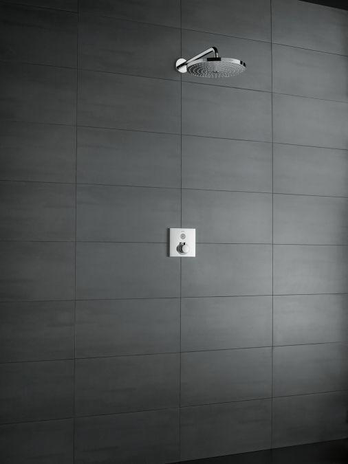 HansGrohe RD Select S 240 2jet Eco fejzuhany / fali / fehér-króm / 26470400 / 26470 400
