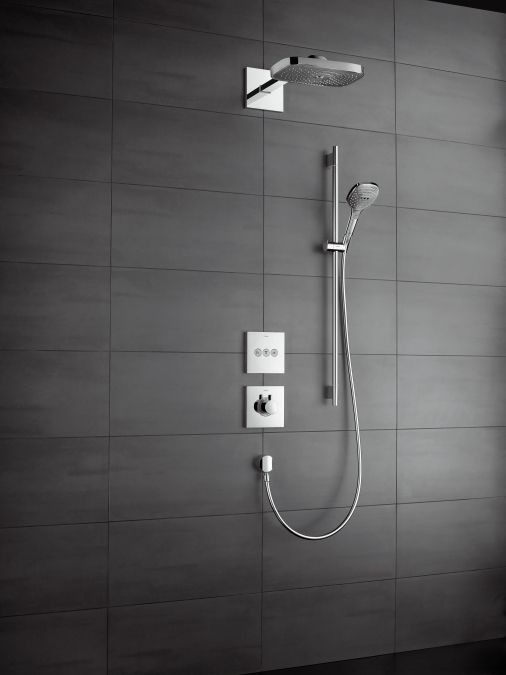 HansGrohe Raindance Select 120 / Unica'S Puro zuhanyszett 0,90 m / króm / 26621000 / 26621 000