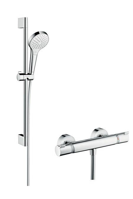 HansGrohe Croma Select S Vario Combi szett 0.90 m / 27014400 / 27014 400