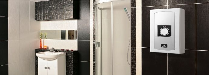 RADECO / KOSPEL EPMH - 7,5 hydraulic 7,5 kW-os mosdó vagy mosogató alá szerelhető átfolyós rendszerű elektromos vízmelegítő