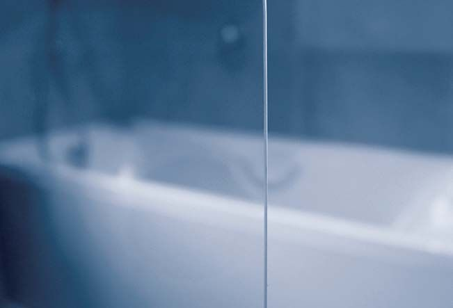 RAVAK Chrome CSD1-80 Egyrészes zuhanyajtó fényes alumínium kerettel / TRANSPARENT edzett biztonsági üveggel 80 cm / 0QV40C00Z1
