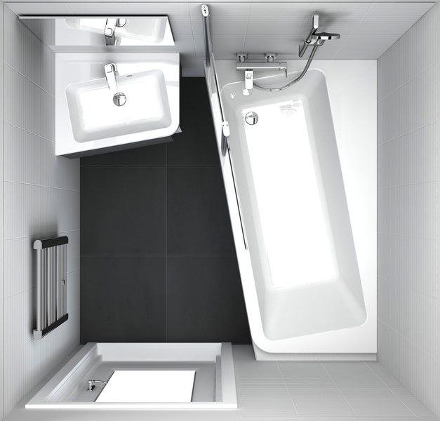 RAVAK 10° akril fürdőkád 170 x 100 cm-es / balos / 10 fok / snowwhite / hófehér /  fehér, C811000000