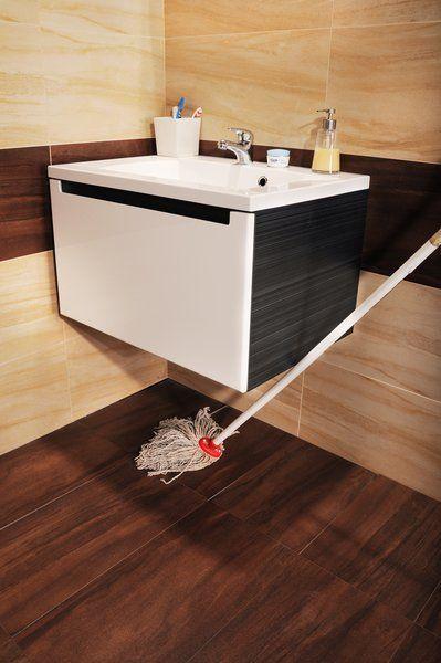 RAVAK SD 800-bal Classic szekrény a mosdó alá (nyír/fehér) / Cikkszám: X000000305